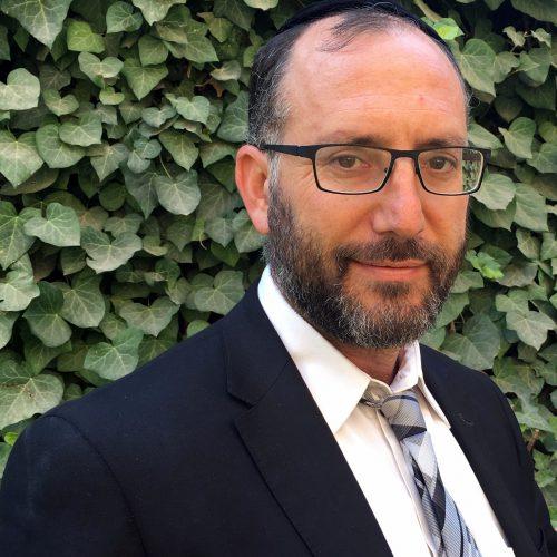 Rabbi Moshe Kohn