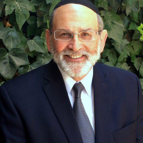 Rabbi Label Sharfman