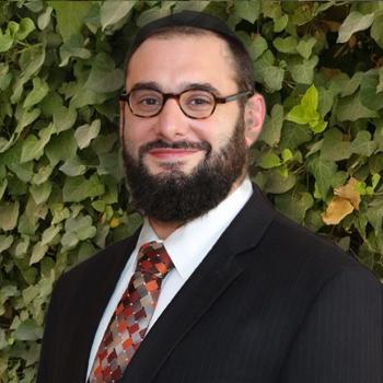 Rav Mordechai Burg